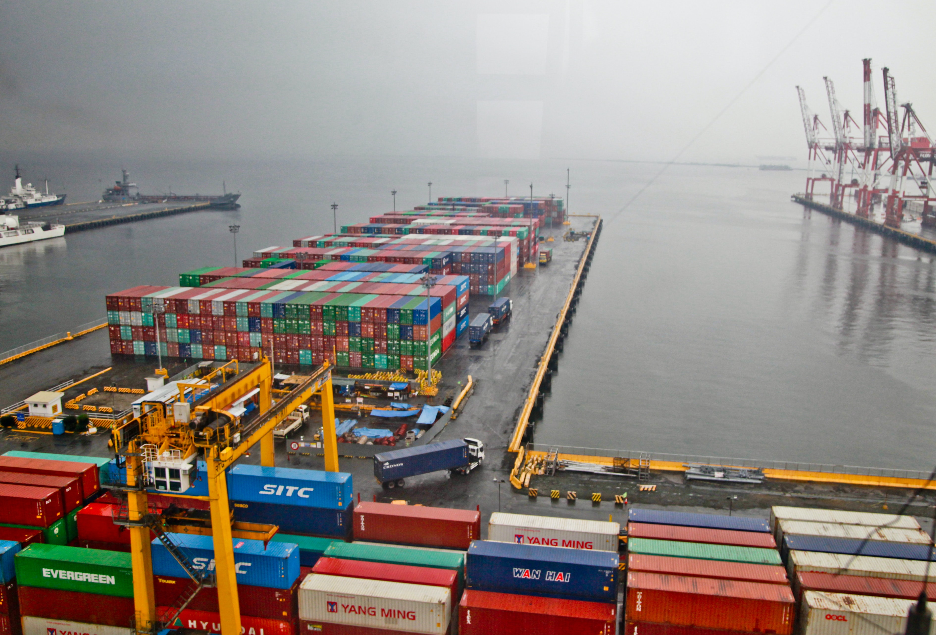 Port of Los Angeles Continues to Break Congestion Records!